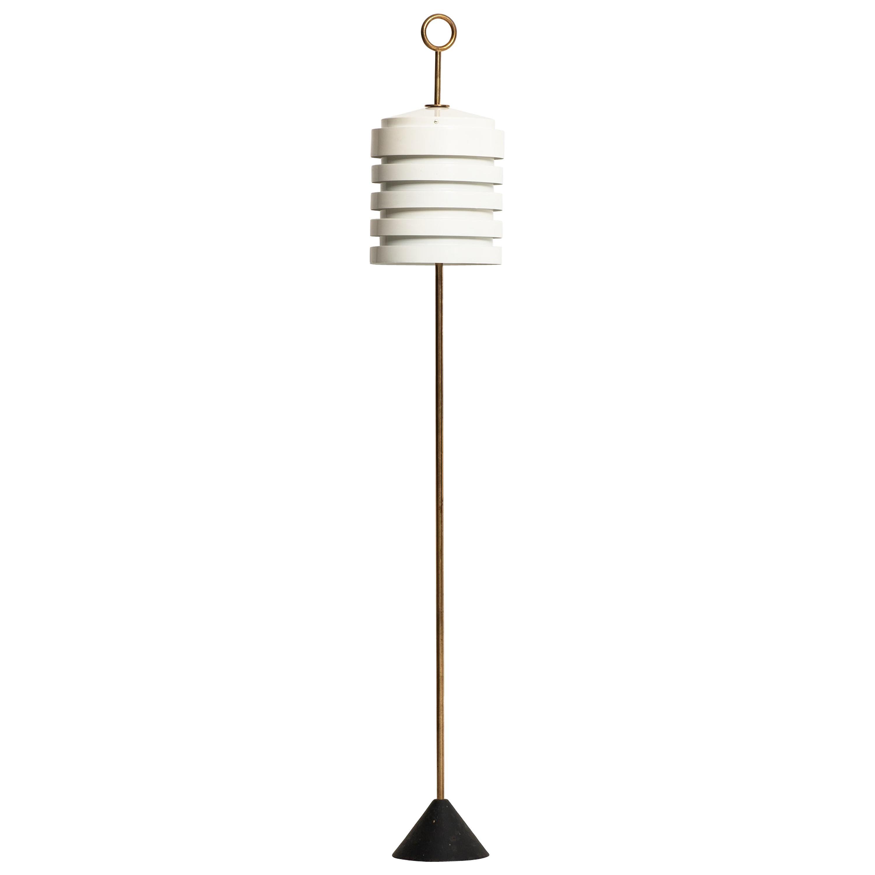 Hans-Agne Jakobsson Floor Lamp Model G-20 by Hans-Agne Jakobsson Ab in Sweden