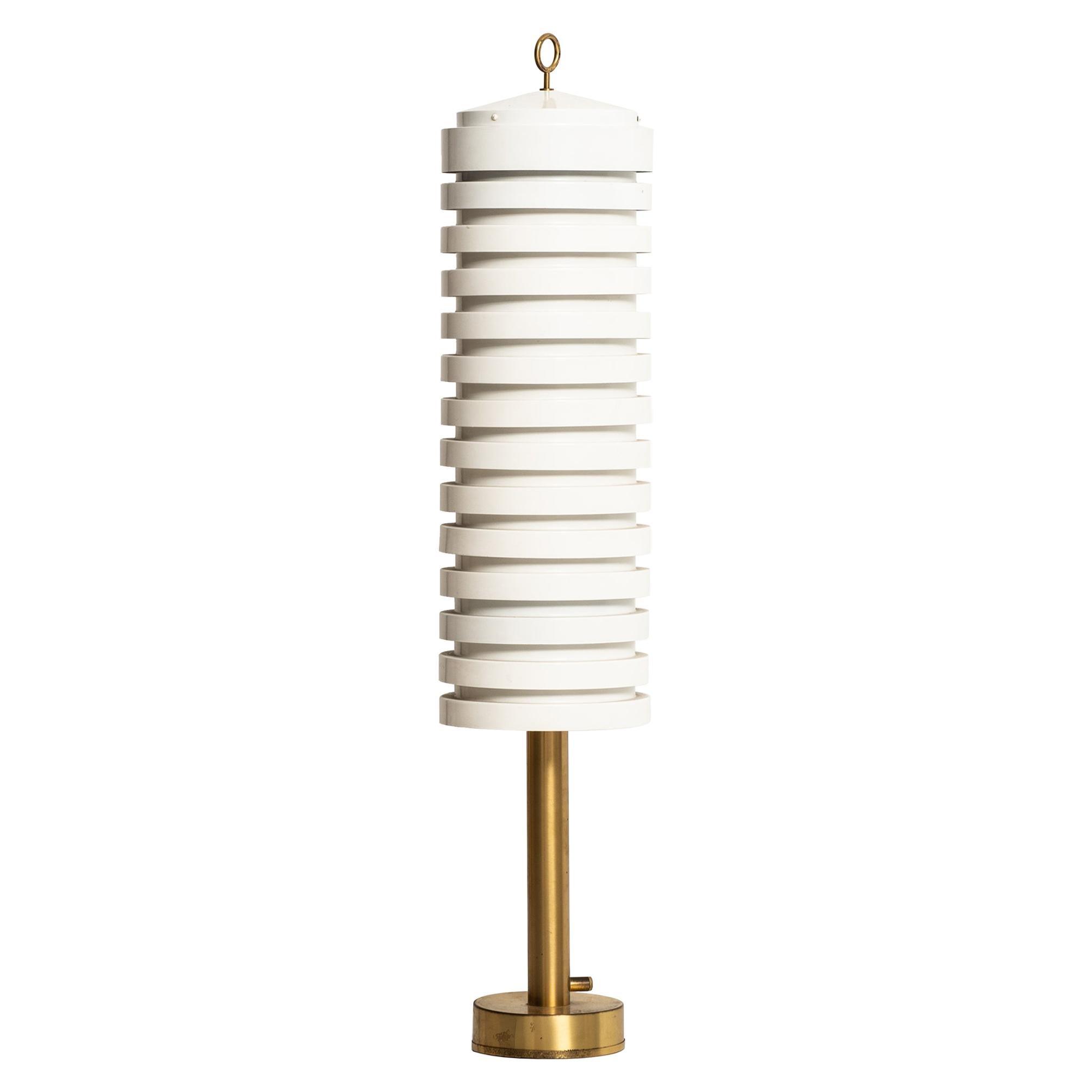 Hans-Agne Jakobsson Floor Lamp Model G-81 by Hans-Agne Jakobsson AB in Sweden