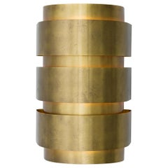 Hans-Agne Jakobsson for AB Markaryd Wall Lamp Model 'V115' in Brass