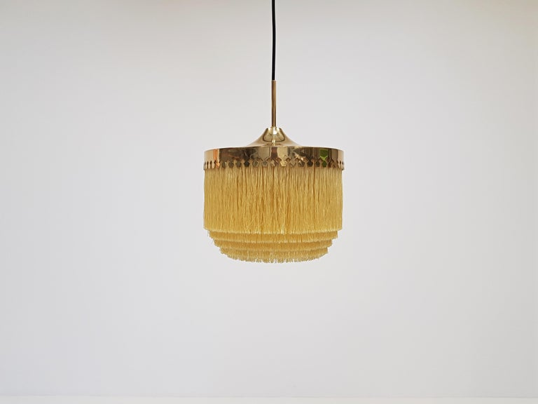 Hans-Agne Jakobsson for Markaryd Model T601/M Pendant, 1960s For Sale 6