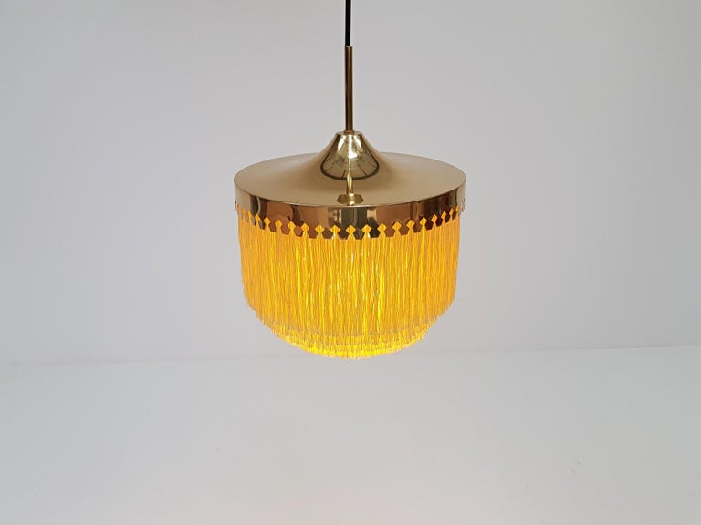 20th Century Hans-Agne Jakobsson for Markaryd Model T601/M Pendant, 1960s For Sale