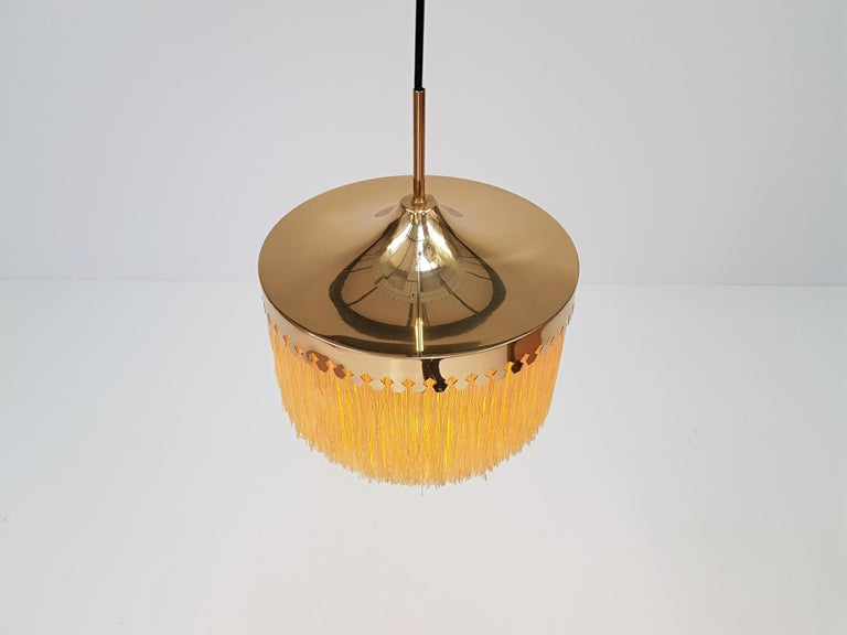 Hans-Agne Jakobsson for Markaryd Model T601/M Pendant, 1960s For Sale 1