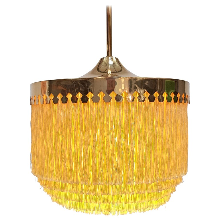 Hans-Agne Jakobsson for Markaryd Model T601/M Pendant, 1960s For Sale