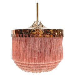 Hans-Agne Jakobsson for Markaryd Model T601/M Pendant in Pink, 1960s