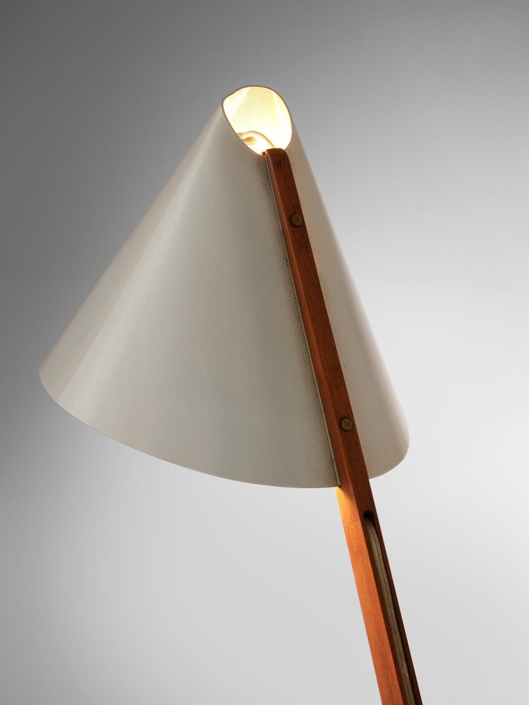 Hans Agne Jakobsson Pair of 'B54' Table Lamps, circa 1955 For Sale 3