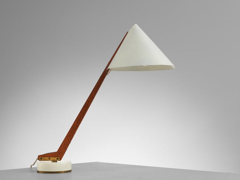 Hans Agne Jakobsson Pair of 'B54' Table Lamps For Sale 3