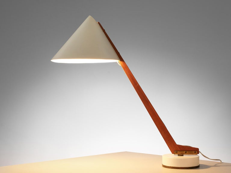 Hans Agne Jakobsson Pair of 'B54' Table Lamps For Sale 6