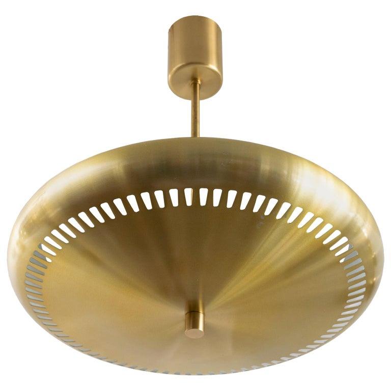 Hans-Agne Jakobsson Scandinavain Modern Uplight Pendant 'A' For Sale