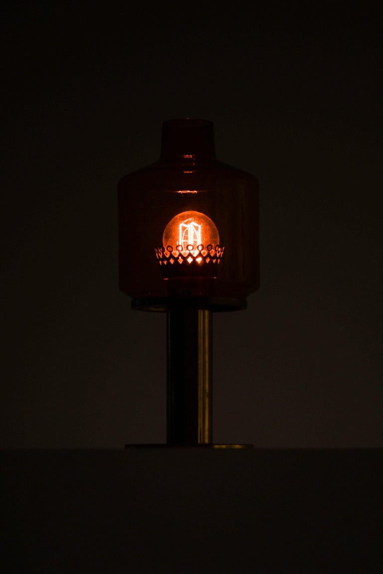 Hans-Agne Jakobsson Table Lamp B-102 by Hans-Agne Jakobsson AB in Markaryd For Sale 4