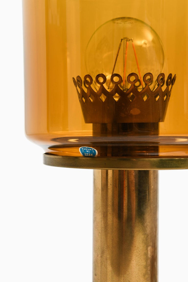 Swedish Hans-Agne Jakobsson Table Lamp B-102 by Hans-Agne Jakobsson AB in Markaryd For Sale