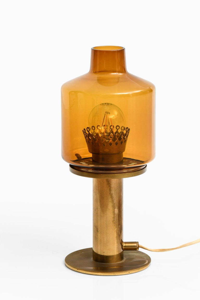Hans-Agne Jakobsson Table Lamp B-102 by Hans-Agne Jakobsson AB in Markaryd For Sale 1