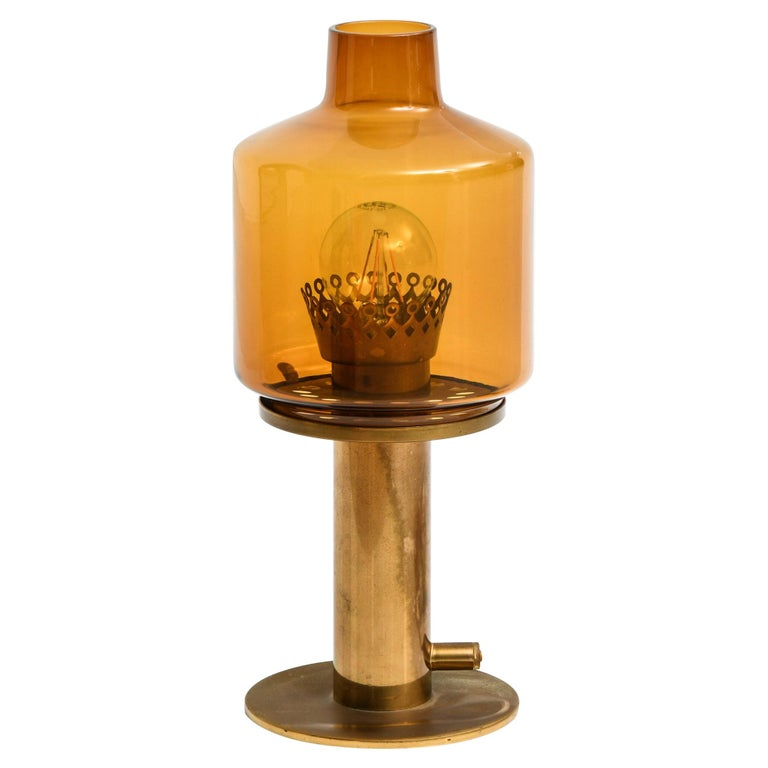 Hans-Agne Jakobsson Table Lamp B-102 by Hans-Agne Jakobsson AB in Markaryd For Sale