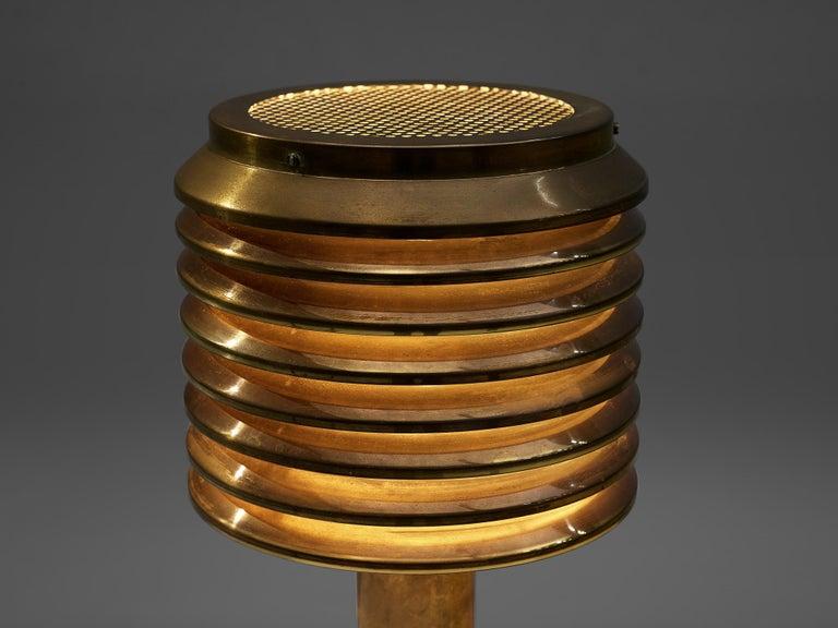 Mid-Century Modern Hans-Agne Jakobsson Table Lamp in Brass For Sale