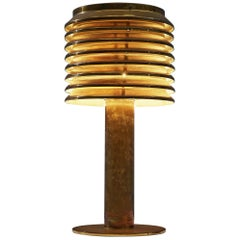 Hans-Agne Jakobsson Table Lamp in Brass