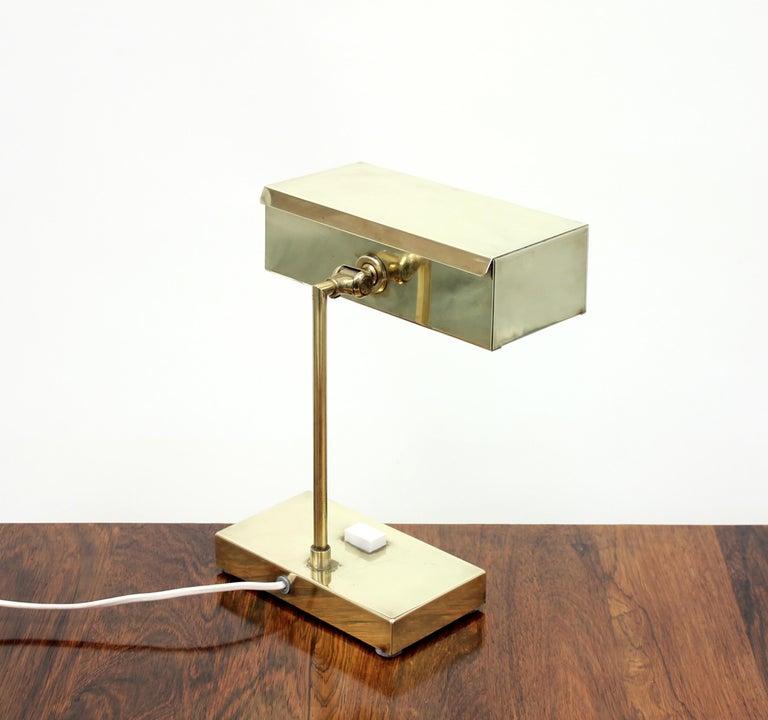 Hans-Agne Jakobsson Table Lamp Model 2201 for Elidus For Sale 4