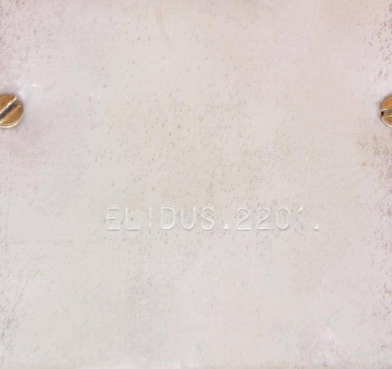 Hans-Agne Jakobsson Table Lamp Model 2201 for Elidus For Sale 7