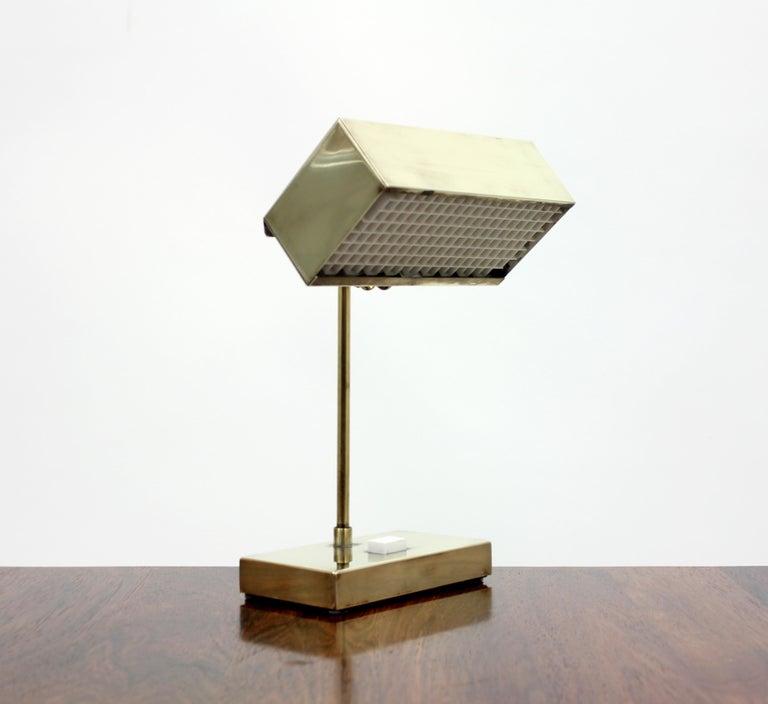 Scandinavian Modern Hans-Agne Jakobsson Table Lamp Model 2201 for Elidus For Sale