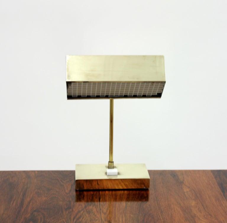 Swedish Hans-Agne Jakobsson Table Lamp Model 2201 for Elidus For Sale