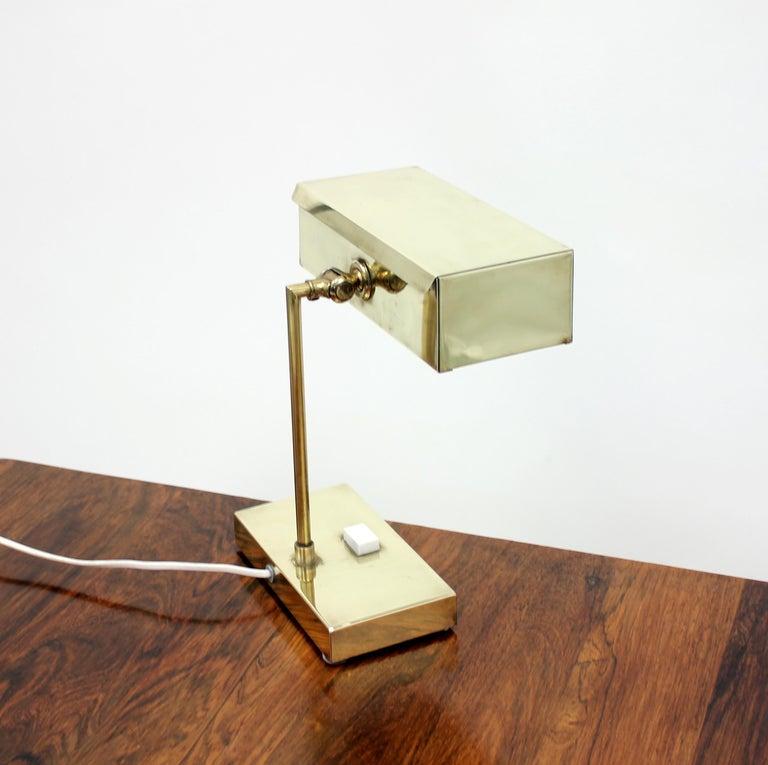 1960s Hans-Agne Jakobsson Table Lamp Model 2201 for Elidus For Sale