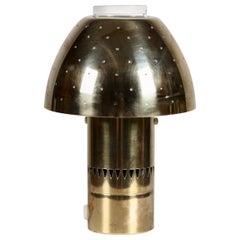 Hans-Agne Jakobsson, Table Lamp Model B-221 in Brass