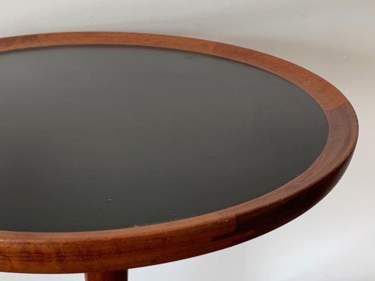 Mid-20th Century Hans Andersen Danish Side Table For Sale