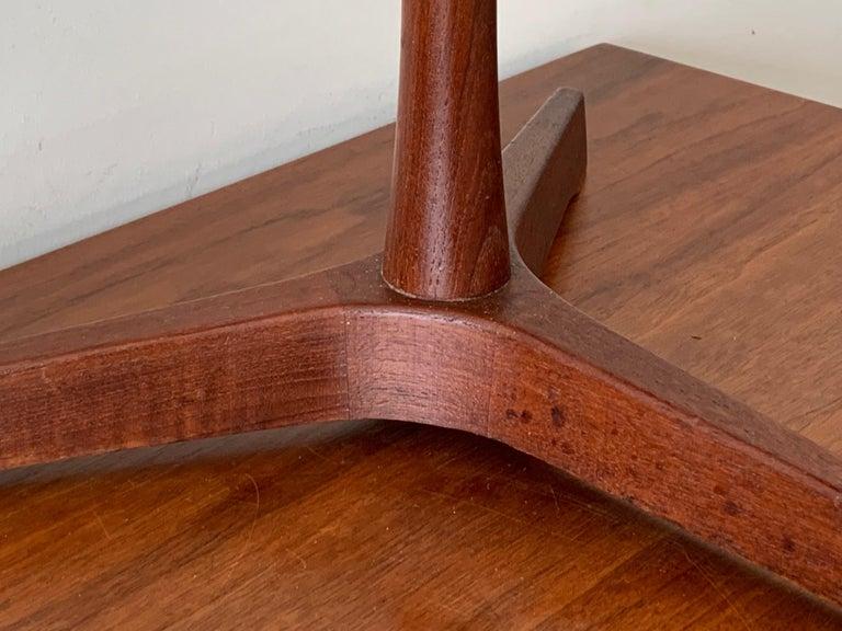 Teak Hans Andersen Danish Side Table For Sale