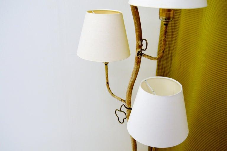 Hans Bergström Atelje Lyktan Floor Lamp In Good Condition For Sale In Alvesta, SE