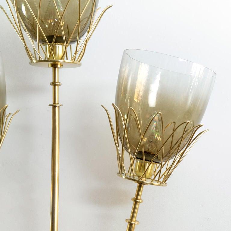 20th Century Hans Bergstrom, Scandinavian Modern Sconce for Ateljé Lyktan, Sweden For Sale
