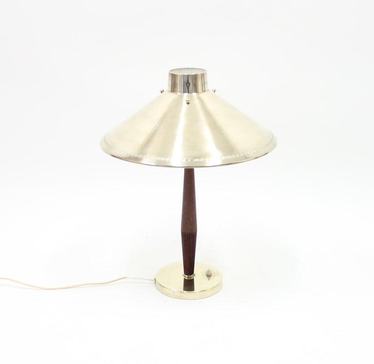 Hans Bergström, Table Lamp, ASEA, 1950s For Sale 2