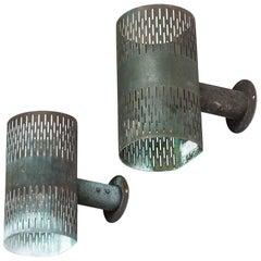 Hans Bergström Wall Lamps by Ateljé Lyktan in Sweden