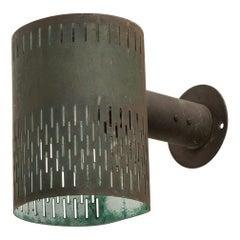 Hans Bergström Wall Lamps Model 1070 Produced by Ateljé Lyktan in Åhus, Sweden