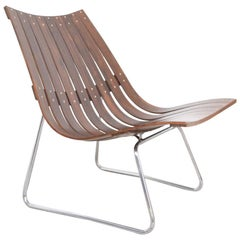 Hans Brattrud Lounge Chair for Hove Mobler, Norway, 1960