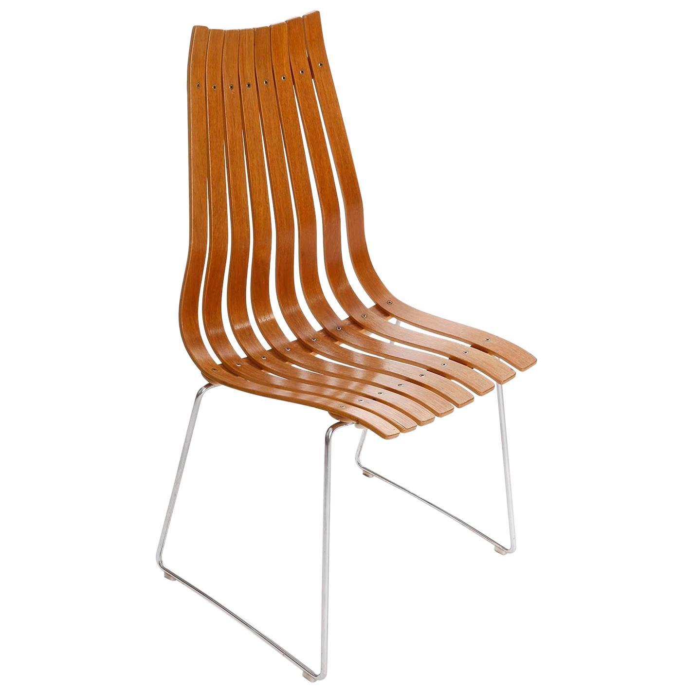 Hans Brattrud 'Scandia' Lounge Chair, Norway, 1960