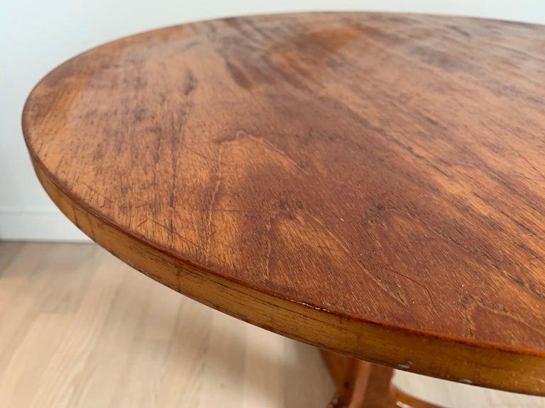 20th Century Hans C Andersen Teak Coffee Table, 1950s For Sale