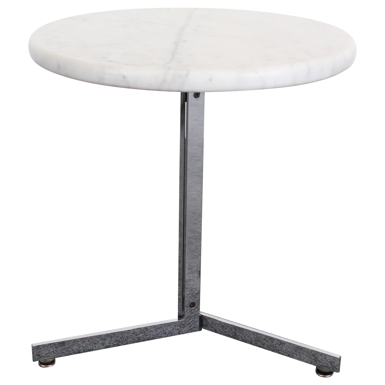 "Hans Eichenberger ""Alpha"" Side Table, 1970s"