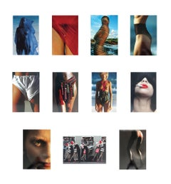 Hans Feurer Curated Set of  11 Dye Transfer Prints