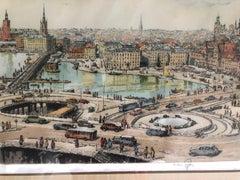 Hans Figura Cityscape