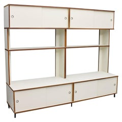 Hans Gugelot Shelf System M125 Bofinger, Germany, 1956