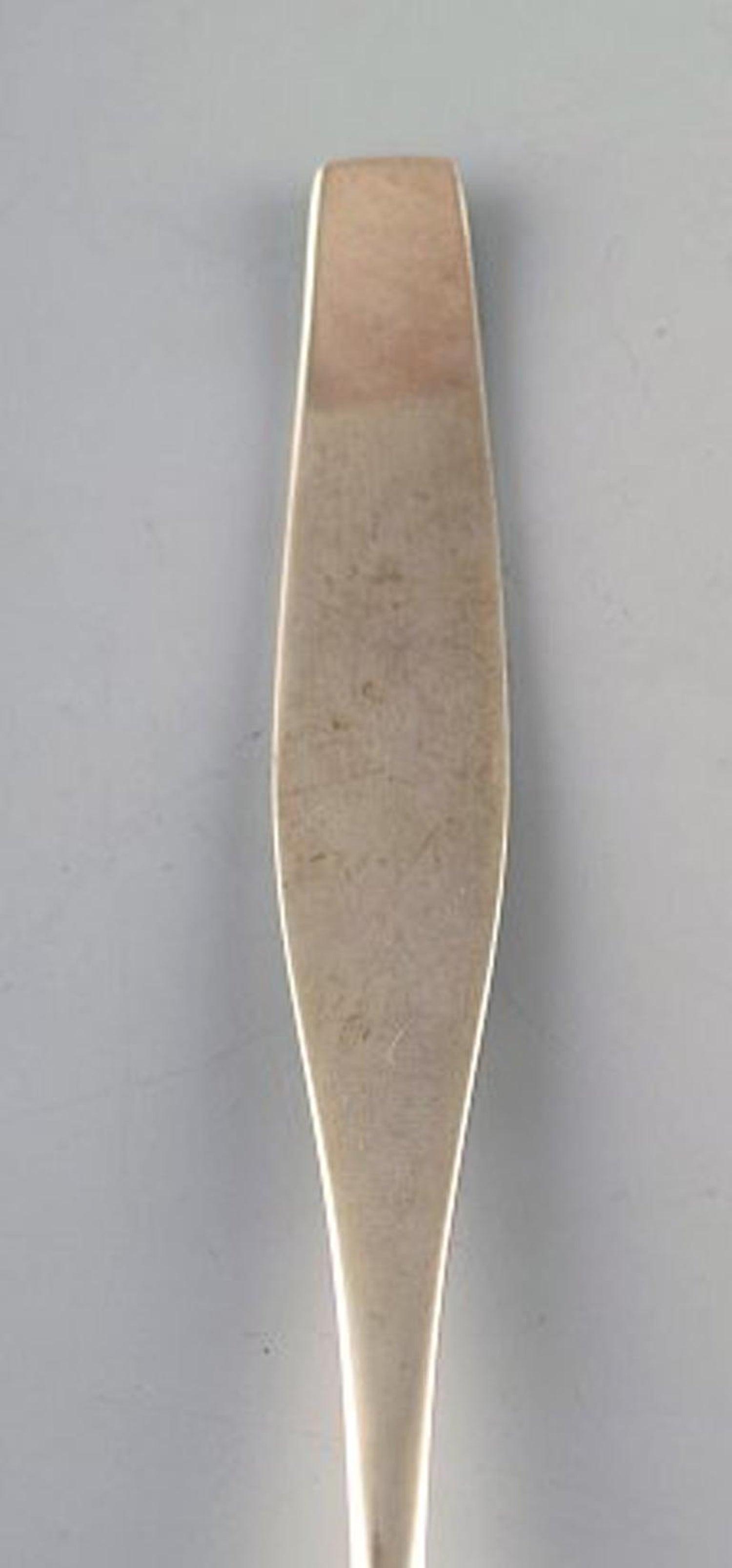 Hans Hansen Charlotte Sterling Silver Coffee Spoon