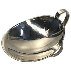 Hans Hansen Sterling Silver Bowl No 89 'Karl Gustav Hansen'