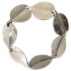 Hans Hansen Sterling Silver Bracelet #245