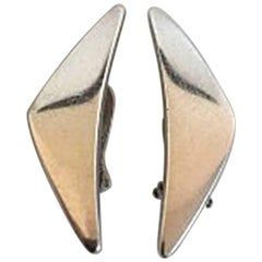 Hans Hansen Sterling Silver Earring No 432