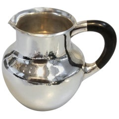 Hans Hansen Sterling Silver Pitcher 403