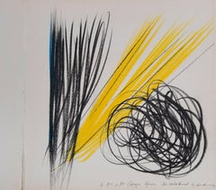 "Hans Hartung "" Grohmann Will, Aquarelle 1922"""