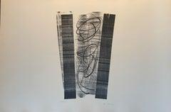 Hans Hartung – Lithographie Farandoles V