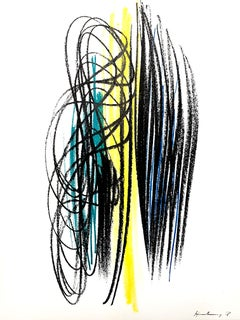 Hans Hartung - Original Lithograph