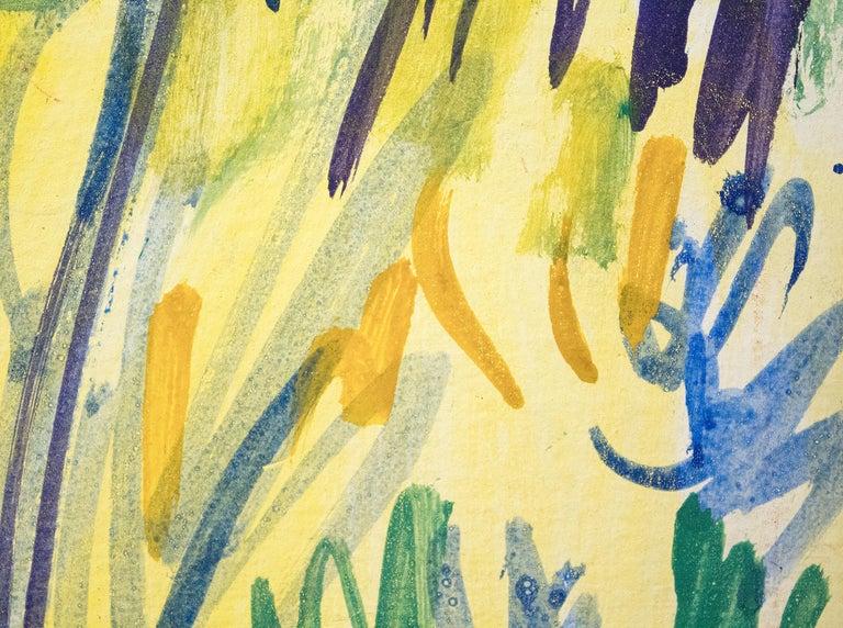 A painting by Hans Hofmann.
