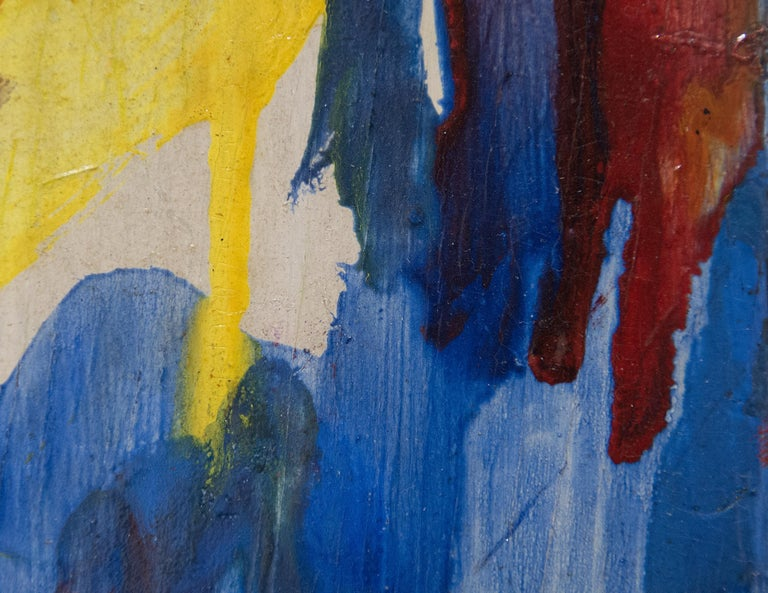 A painting by Hans Hofmann.