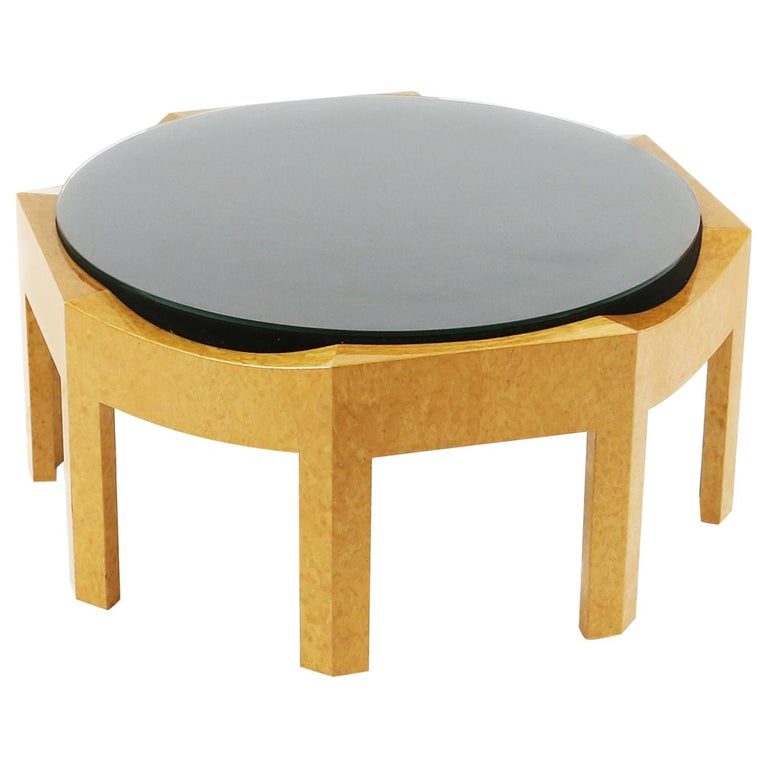 Hans Hollein Mitzi Coffee Table for Poltronova, Italy 1980s For Sale