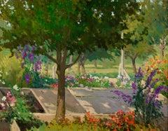 Right of Garden, Landscape.